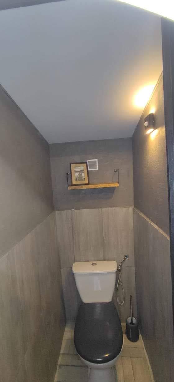 toilette séparé